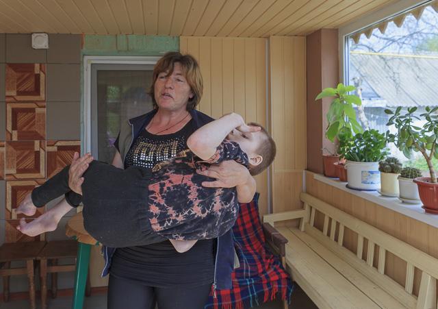 Artjomin äidiltä vaaditaan voimia
